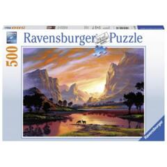 PUZZLE 500 TRANQUIL SUNSET