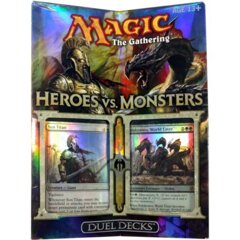 DUEL DECK HEROES VS MONSTERS