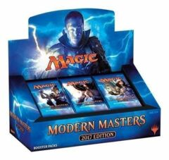 BOX MODERN MASTERS 17