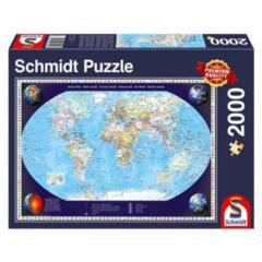 PUZZLE 2000 SCHMIDT OUR WORLD