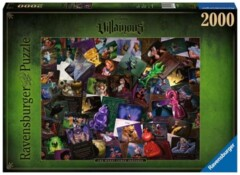 PUZZLE 2000 VILLAINOUS ALL VILAIN