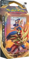 DECK FR REBEL CLASH ZAMAZENTA
