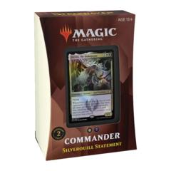 Commander 2021 Edition - Silverquill Statement Commander Deck