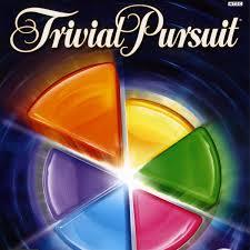 Trivial pursuit logo