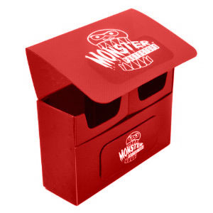Monster Double Deck Box - Red