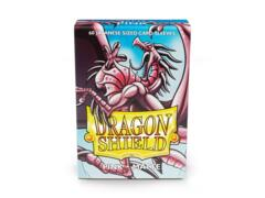 Dragon Shield Sleeves Japanese Matte (60 Count) - Pink