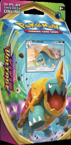 Vivid Voltage Drednaw Theme Deck