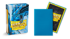 Dragon Shield Sleeves Japanese Matte (60 Count) - Sky Blue