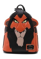 Loungefly Scar X Lion King Packpack