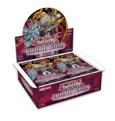 Legendary Duelist 7 : Rage of Ra Booster Box