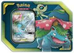 Pokemon Tag Team - Venasaur and Celebi GX Tin