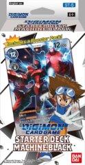 Digimon Starter Deck - Machine Black