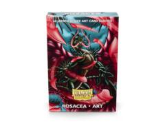 Dragon Shield Sleeves Japanese (60 Count) - Limited Edition Art Rosacea