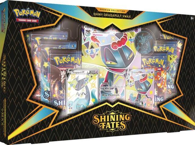 Shining Fates Premium Collection Dragapult V