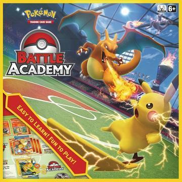 Pokemon Battle Academy Box