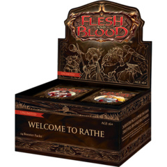 Welcome to Rathe Booster Box Unlimited Edition (CASE)