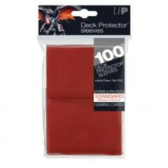 Ultra Pro 100 Count Standard - Red