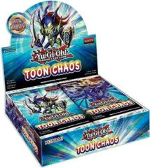 Toon Chaos Booster Box Unlimited