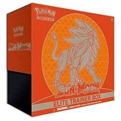 Sun & Moon Solgaleo Elite Trainer Box