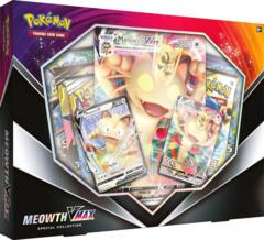 Meowth VMax International Special Collection Box