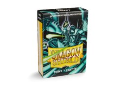Dragon Shield Sleeves Japanese Matte (60 Count) - Mint