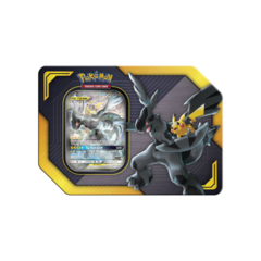 Pokemon Tag Team - Pikachu and Zekrom GX Tin