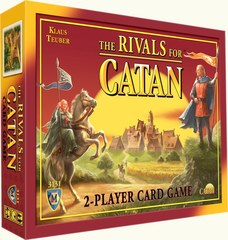 Catan: Rivals for Catan  (In-Store Sales Only)