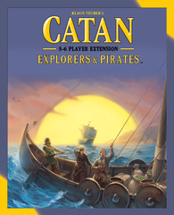 Catan: Explorers and Pirates 5-6 Player Extension (In-Store Sales Only)