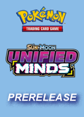 Pokemon Unified Minds Prerelease (7/27/19 at 10 am)