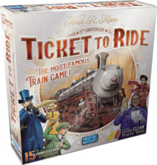 Ticket to Ride USA Tournament (1/25/20 at 6 pm)