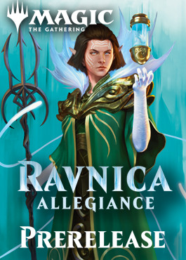 Event E Ravnica Allegiance Prerelease (Sunday 6 pm 1/20/19)