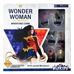 Heroclix: Wonder Woman 80th Anniversary Fast Forces