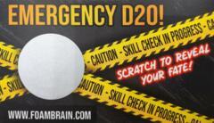 Emergency D20 10 Pack