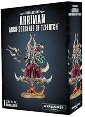 Thousand Sons Ahriman Arch-Sorcerer of Tzeentch
