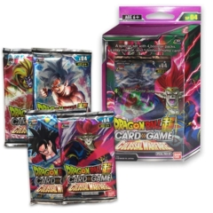 Dragon Ball Super Card Game: Colossal Warfare Special Pack Set