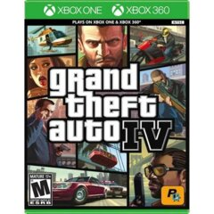 Grand Theft Auto IV [Platinum Hits]