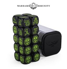 Warhammer 40000: Command Dice