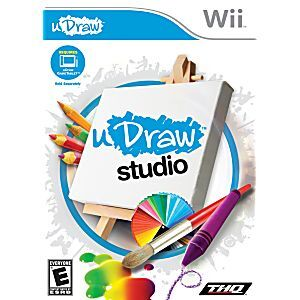 uDraw Studio (Game Only)