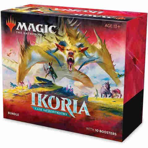 MAGIC THE GATHERING: IKORIA: LAIR OF BEHEMOTHS BUNDLE