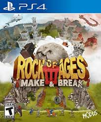 Rock of Ages III : Make & Break