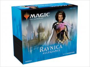 MAGIC THE GATHERING: RAVNICA ALLEGIANCE BUNDLE
