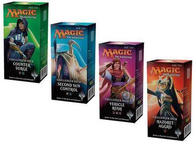 MAGIC THE GATHERING: 2019 CHALLENGER DECK