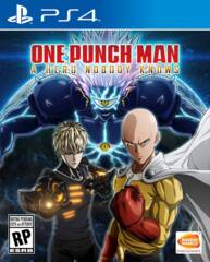 One Punch Man: A Hero Nobody Knows for