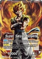Super Saiyan Gogeta // SSB Gogeta, Fusion Transcendent