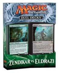 Duel Decks: Zendikar vs. Eldrazi - Box Set
