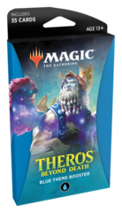 Theros Beyond Death Blue Theme Booster