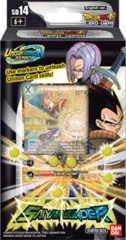 Unison Warriors Starter Deck 14 Saiyan Wonder