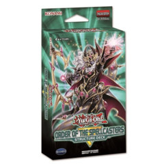 YU-GI-OH CCG: STRUCTURE DECK - ORDER OF THE SPELLCASTERS