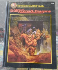 Advanced Dungeons & Dragons Dungeon Master Guidebook