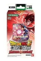 Dragon Ball Super Series 7 Assault of the Saiyans: Saiyans Legacy Starter Deck